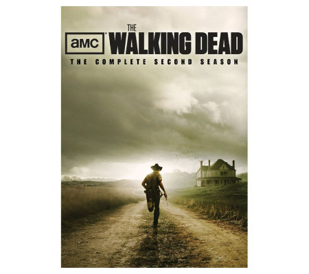 The Walking Dead: Season 2 Four-Disc DVD Set