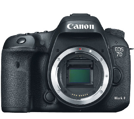 Canon EOS 7D Mark II 20.2MP Digital SLR Camer aBody