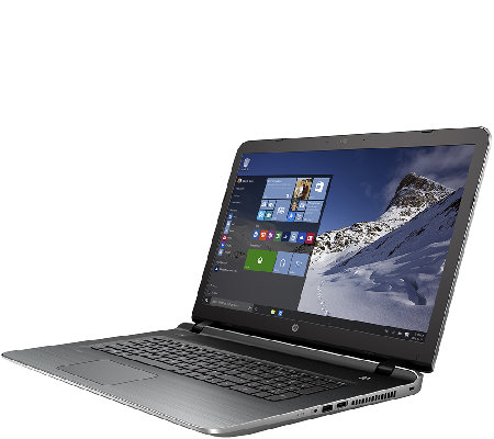 "HP Pavilion 17"" Laptop - Core i3, 6GB RAM, 1TBHDD w/ Software"
