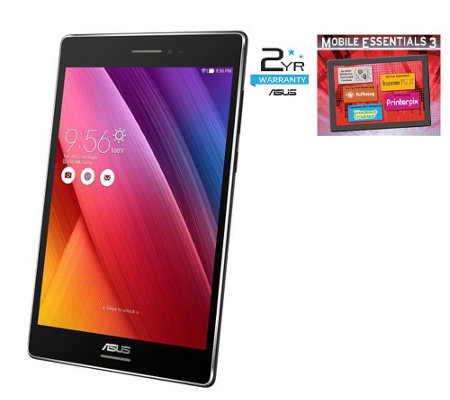 "ASUS 8"" Zenpad - Quad-Core, 32GB eMMC, 2-Yr LMW& Software"