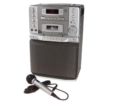 karaoke machine disc