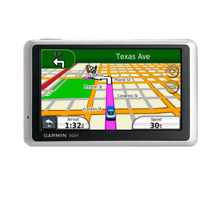 "Garmin Nuvi 1300 4.3"" Diag Widescreen Ultra-Thin GPS Navigator"