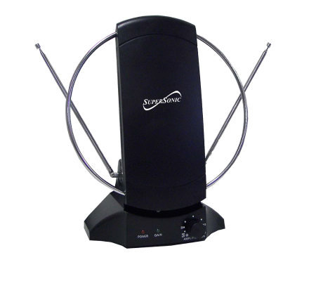 SuperSonic SC-605 High-Definition Digital Indoor Antenna
