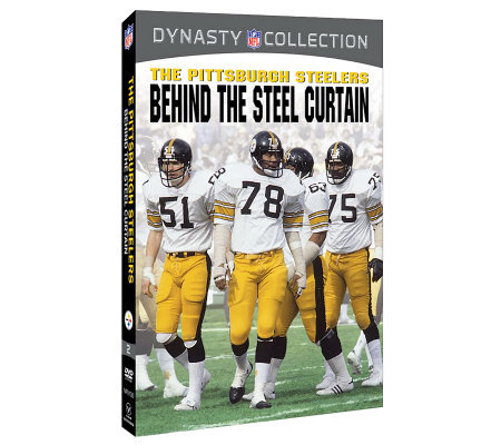 NFL Dynasty Collection - The Pittsburgh Steelers