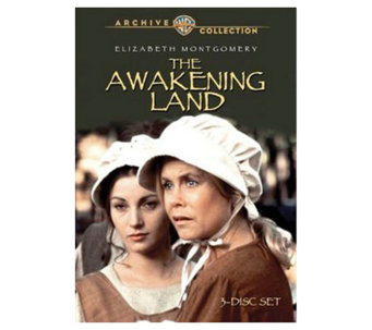 The Awakening Land (TV Mini-Series) (1978) - 3-Disc Set - DVD - E271278