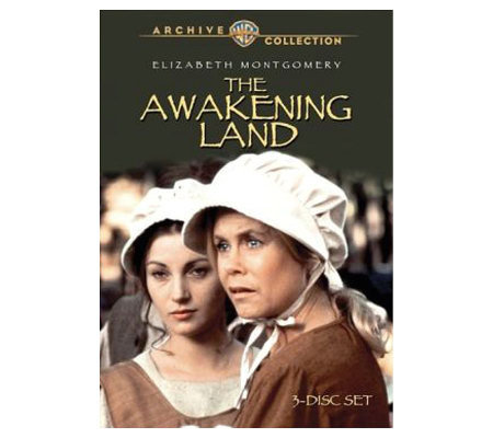 The Awakening Land (TV Mini-Series) (1978) - 3-Disc Set - DVD