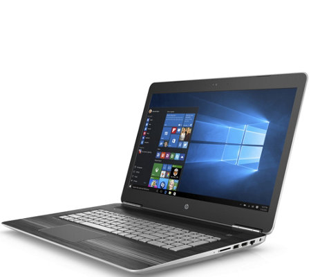 "HP Pavilion 17"" Laptop - Core i7, 12GB RAM, GTX960M Graphics"