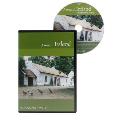 """A Tour of Ireland"" DVD with Stephen Walsh"