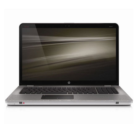 HP Envy 17.3&#34&#x3b; Notebook Core i7-720QM, 8GB, 640GB HD, Windows 7