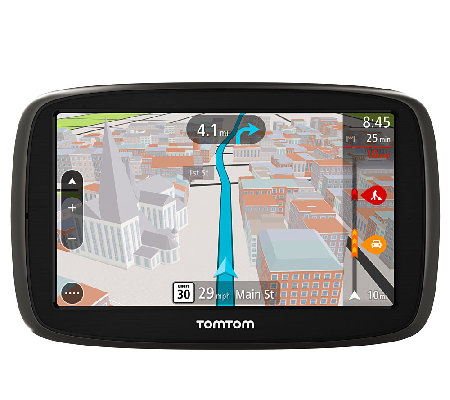 tomtom go 60s gps with carrying case page 1. Black Bedroom Furniture Sets. Home Design Ideas