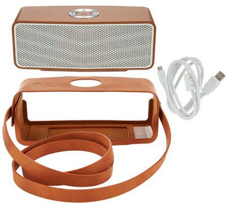 LG Music Flow Portable Bluetooth Speaker w/ Carrying Case