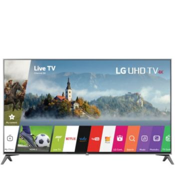 LG 49 4K HDR Ultra HD Smart LED TV with App Pack