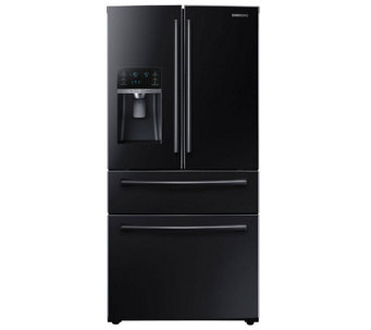 Samsung 28 Cu.Ft. Refrigerator Counter-Depth 4-Door & FlexZon - E277679