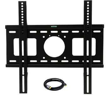 "Extra Support 32"" to 50"" TV Wall Mount with HDMI Cable - E281879"
