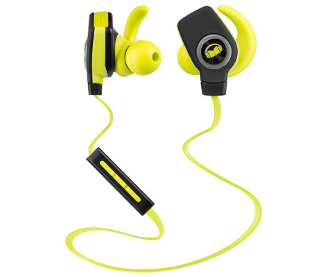 Monster iSport Bluetooth Wireless SuperSlim Headphones