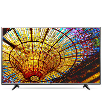 "LG 55"" Class Smart LED 4K Ultra HDTV with 4K Upscaling - E289279"