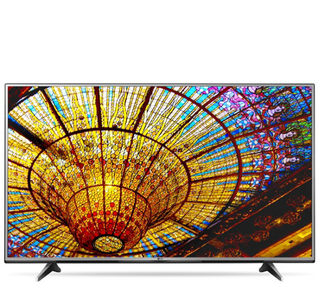 "LG 55"" Class Smart LED 4K Ultra HDTV with 4K Upscaling"