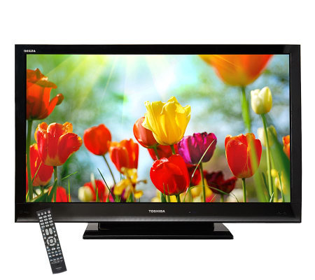 "Toshiba REGZA 46"" Diagonal 120Hz Full High-Definition 1080p LCD TV"