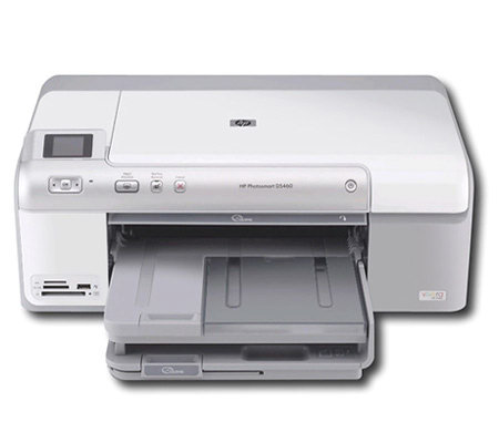 HP Photosmart D5460 Printer