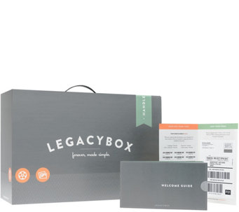 Legacybox 10pc Tapes, Film & Photos to DVD Conversion Kit - E229680