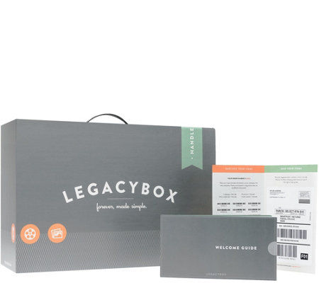 Legacybox 10pc Tapes, Film & Photos to DVD Conversion Kit