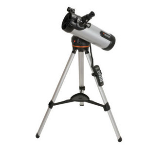 Celestron 31150 114LCM Computerized Telescope - E243780