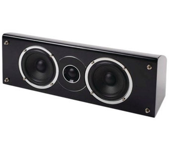 "Pure Acoustics Noble-II Series 2-Way 4"" CenterChannel Speaker - E249380"