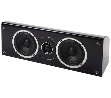 "Pure Acoustics Noble-II Series 2-Way 4"" CenterChannel Speaker"