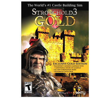 Stronghold 3: Gold Edition - Windows