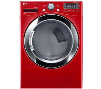 LG 7.4 Cu.Ft. Ultra-Large High-Efficiency Electric Dryer - E283980