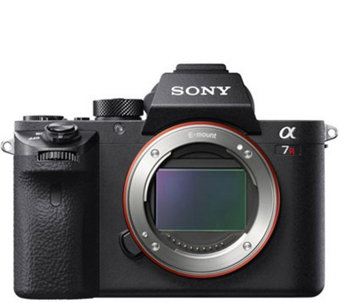 Sony Alpha 7R Mark II Mirrorless Digital Camera- Body Only - E287680