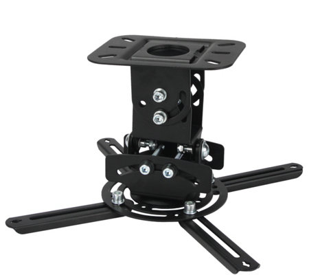 MegaMounts Low-Profile Universal Ceiling Mountfor Projectors