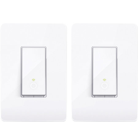 TP-Link 2-Pack of Smart Wi-Fi Light Switches