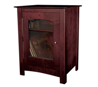Crosley Williamsburg Cabinet - Cherry - E201881
