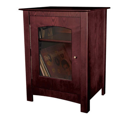 Crosley Williamsburg Cabinet - Cherry