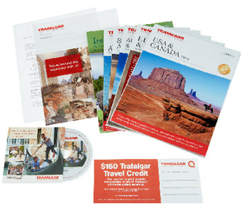 Trafalgar Travel the World Voucher - E225681