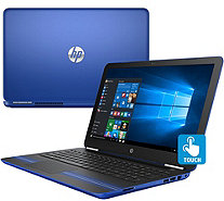 "HP 15"" Touch Laptop w/ Intel Core i5, 8GBRAM 1TB HDD - E230581"
