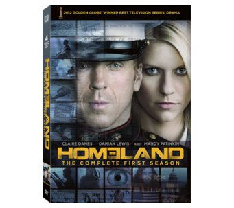 Homeland: Season 1 Four-Disc DVD Set - E263581