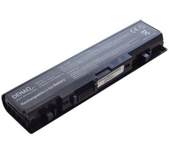 Denaq Replacement Battery - Dell Studio 15 Notebooks - E264681