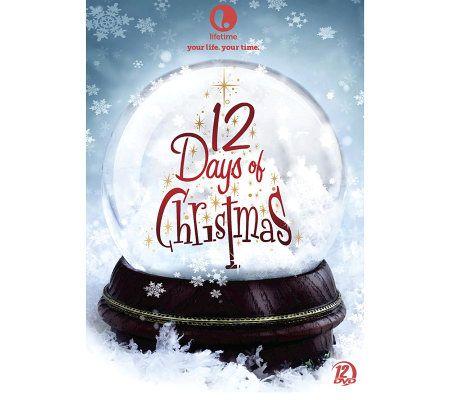 Lifetime Presents: 12 Days of Christmas 12-Disc DVD Set - Page 1 ...