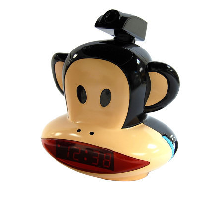 Paul Frank PF254 Projection Clock Radio