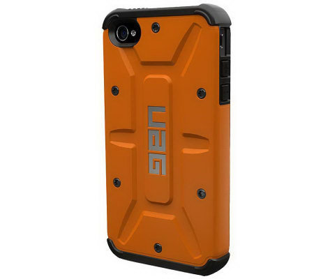 Urban Armor Gear Apple iPhone 5 Case with Screen Kit