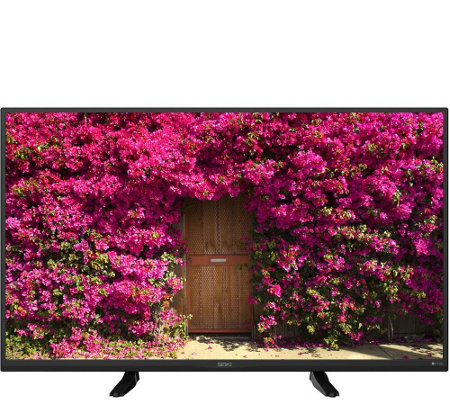 "Seiki 50"" Class LED 1080p Streaming Media HDTV"