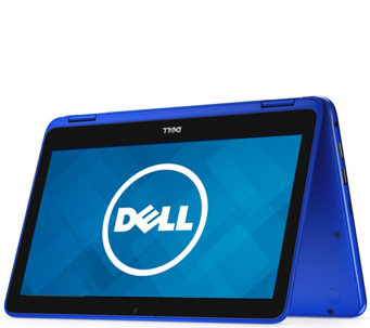 "Dell 11"" Touch 2-in-1 Laptop - Intel m3, 4GB RAM, 500GB HDD - E290081"