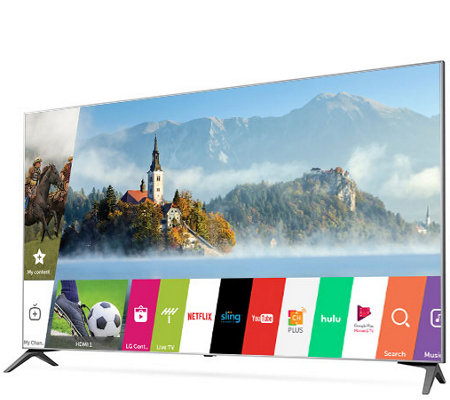 "LG 60"" Class Ultra HD 4K HDR Smart LED TV"