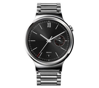 Huawei Smartwatch - Stainless Steel with Meta lLink Band - E287882