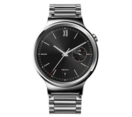 Huawei Smartwatch - Stainless Steel with Meta lLink Band