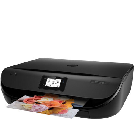 hp envy 4520 photo wireless printer w copy scan air print touch display page 1. Black Bedroom Furniture Sets. Home Design Ideas