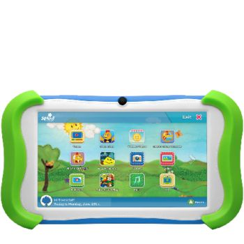 Ematic 7 Sprout Channel Cubby HD 16GB Kids Tablet