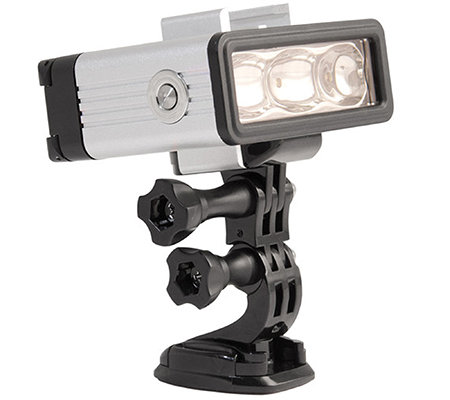Bower Xtreme Action Series Underwater LED Lightfor GoPro